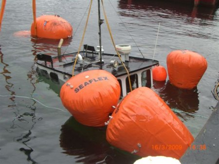 Underwater Air Lift Bags React